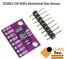 CCS811 Carbon Monoxide CO VOCs Air Quality Numerical Gas Sensors CJMCU-811