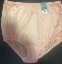 NWT VANITY  FAIR SWEET NECTAR COLOR BRIEF PANTY SIZE 7