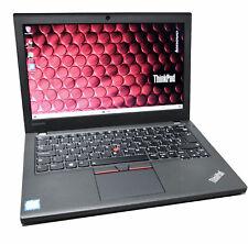 Lenovo Thinkpad X270 Laptop: 6th Gen Core i5, 8GB RAM, 128GB, Warranty 1.3Kg VAT