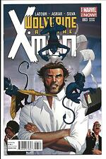 WOLVERINE AND THE X-MEN # 3 (1:50 MOLINA VARIANT, JUNE 2014), NM NEW