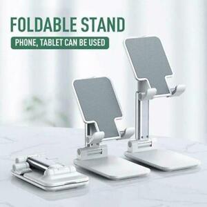 Portable Mobile Phone Stand Desktop Holder Table Desk Mount iPad For iPhone C6U3