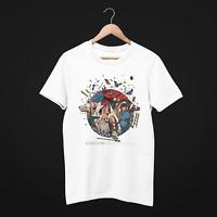 Princess Mononoke Kokyo  - Unisex T-Shirt - Studio Ghibli - FREE UK DELIVERY
