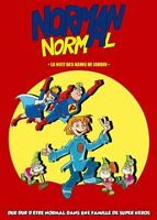 NORMAN NORMAL- LA NUIT DES NAINS DE JARDIN - DVD