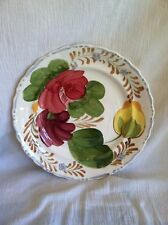 Belle Fiore Chanticleer Simpsons Potters England Dinner Lunch Plate Dish RARE!