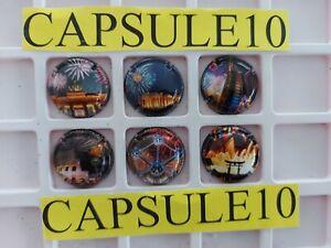NEWS    CAPSULE DE CHAMPAGNE 2e serie feu d artifices générique