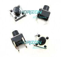 6 500pcs new 6 6 mm Micro switch push button