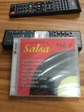 Voces Del Milenio Salsa Various Artists 2CD Set CD brand new 2004 unopened