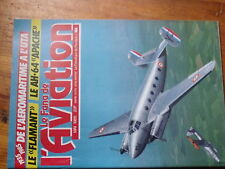 $$w Revue Le Fana de l'Aviation N°186 Dassault Flamant  Breguet 691  Curtiss H75