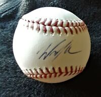Will Myers Autographed Signed MLB Baseball San Diego Padres Beckett BAS #V79209
