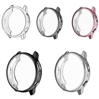 For Samsung Galaxy Watch Active 2 40mm/44mm Screen Protector Shell Cover 3Pack