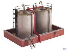 44-016 Scenecraft OO/HO Gauge Fuel Storage Tanks