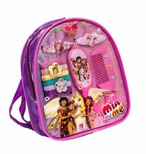 Joy Toy 118172 Mia and Me Hair Accessories Set in Backpack Bag