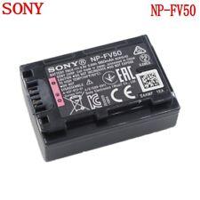 Original Genuine Sony NP-FV50 Battery For NP-FV30 NP-FV70 NP-FV100 CX150 SX44