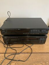 More details for yamaha kx-493 cassette deck in full working order + yamaha tuner tx-492rds