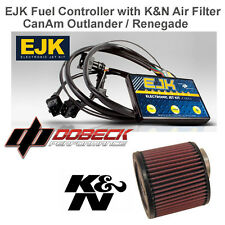 CanAm Outlander / Renegade EJK Fuel Injection Controller & K&N Air Filter can am
