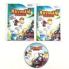 Rayman Origins Wii  / Jeu Sur Nintendo Wii Complet