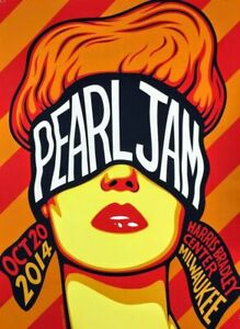 Pearl Jam Funny Poster Best Gift Pretty Poster Funny Gift Awesome Home Decor