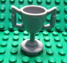 NEW / LEGO / Lot Of 1 Grey Trophy / Big Cup / Race Award / Accessory / City