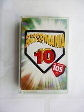 DISCOMANIA MIX 10 - COMPILATION - MC MUSICASSETTA - RADIO 105 NETWORK