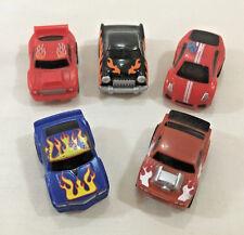 Nano Speed Cars Lot of 5 Mini Pull Back