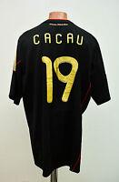 GERMANY 2010 WORLD CUP AWAY FOOTBALL SHIRT JERSEY TRIKOT ADIDAS CACAU #19