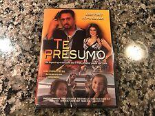 Te Presumo New Sealed DVD! Cronos Babel El Topo The Violin Alamar Frida