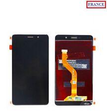 "VITRE TACTILE + ECRAN LCD COMPLET HUAWEI P8 LITE 2017 NOIR Logo ""Huawei"""