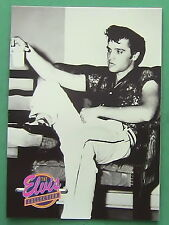 ELVIS PRESLEY, 1992 THE ELVIS COLLECTION #615 CARD, NO MITCH MILLER