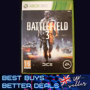 Battlefield 3 Xbox 360 Game TESTED PAL