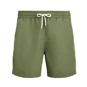 "Polo Ralph Lauren 5"" Traveller Swim Short Supply Olive - WINTER SALE!"