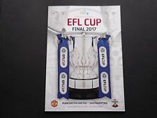 MANCHESTER UNITED V SOUTHAMPTON EFL LEAGUE CUP FINAL 2017 - MAN UTD