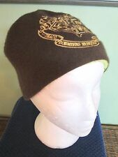 HARRY POTTER HOGWARTS DRACO REVERSIBLE BEANIE KNIT HAT NWOT OS  QUICKSHIP