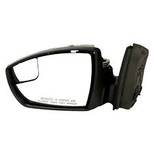 OEM NEW 2012-2014 Ford Focus LEFT Mirror, Signal, Heated, Puddle - Driver's Side