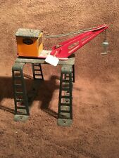 Louis Marx Early #412 Overhead Gantry Crane