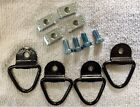 4 Each Truck Bed Rail Mounting Cleats Utili Track Kit Fits Nissan Frontier Titan