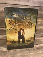 The Princess Bride Dvd Billy Crystal Cary Elwes Robin Wright Classic New Sealed