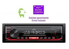 Receptor multimedia para coche JVC KD-X152 Android MP3 / WMA USB / AUX