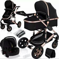 Kesser Loops 3 in 1 Kombi-Kinderwagen Buggy Reisebuggy inkl. Auto- Babyschale