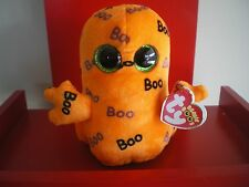 Ty Beanie Boo Plush - Ghoulie The Ghost 15cm