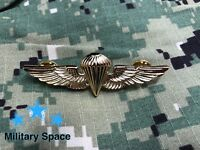 ORIGINAL US NAVY Naval Naval Parachutist Insignia Pin Badge