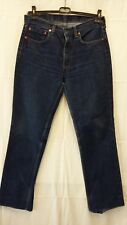 jeans uomo Levi's 595 taglia W 34 L 34 taglia 48