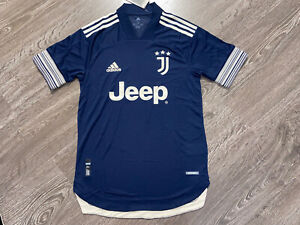 Adidas JEEP Juventus Authentic Soccer Jersey 20/21 Heat Dry FN1007 Mens 2XL $130