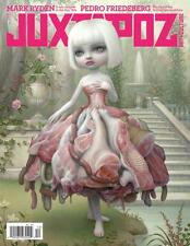 JUXTAPOZ MAGAZINE 131 DECEMBER 2011 JUX MARK RYDEN LOWBROW FINE ART SURREALISM