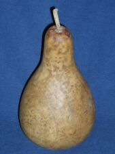 """10"""" TALL DRIED/CLEANED CRAFT READY GOURD"""