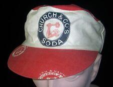 Early 20th C. Church & Company Arm & Hammer Brand Baking Soda Advertising Cap