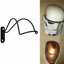1pcs Wall Mount Helmet Rack Storage Display for Iron Man Helmet/Scout Trooper He
