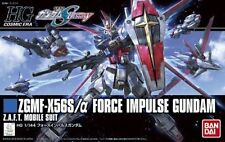 BANDAI HGCE SEED DESTINY 1/144 ZGMF-X56S/a Force Impulse Gundam REVIVE 206326