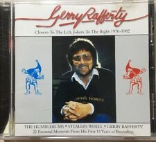 GERRY RAFFERTY - 1970-1982 Clowns To The Left, Jokers To The Right CD Australia