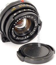 LEICA E39 ELMAR 2.8/50 Summicron 2/50 SUMMARON Elmarit-M fit 39mm Front Lens Cap