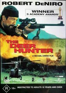 The Deer Hunter : Robert DeNiro :  NEW DVD